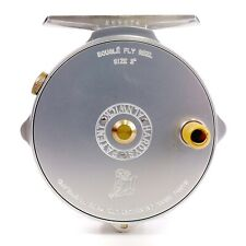 """Hardy Bougle 3"""" Reel - FREE BACKING - FREE FLY LINE - FREE FAST SHIPPING"""