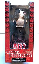 Kiss ~ Gene Simmons ~ The Demon ~ Collectible Statuette McFarlane 2002