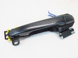2015-2019 Subaru WRX Passenger Rear Door Handle Exterior RH Right Gray OEM 15-19