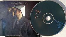 The BEAUTIFUL SOUTH CD Briana Corrigan - Love Me Now 3 Trk + Promo Sticker UNPL.