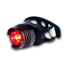 Feux Arrière Vélo Lampe LED Rouge Accessoire VTT Lumière Eclairage Nocturne Nuit