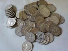 50 Washington Silver Quarters Lot 148