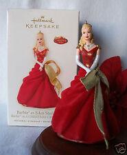 Hallmark Ornament 2008 Barbie as Eden Starling in A Christmas Carol