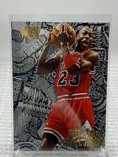 1995 Fleer Metal Michael Jordan #212