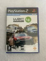 PS2 WRC World Rally Championship 4 (2004), UK Pal, New & Factory Sealed VGC