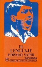 El lenguaje : introduccin al estudio del habla Spanish Edition