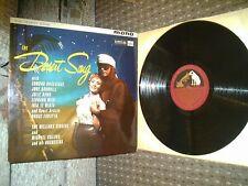 The Desert Song LP. HMV CLP 1274. 1959 mono. Exc.