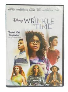 A Wrinkle In Time (DVD, 2018) REGION CODE 1