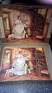 Beautiful Vintage Timpo jigsaw puzzle ~ Timpo Toys ~ Rare