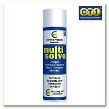 More details for c-tec ct1 multi solve removes sealants and adhesives safely 500ml