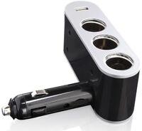 12V Kfz 3fach Verteiler Adapter dreifach 3 fach 12 V Zigarettenanzünder dreimal