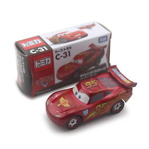 "Tomica Tomy Disney Pixar ""Cars 2"" Diecast C-31 Lightning McQueen (Party Type)"