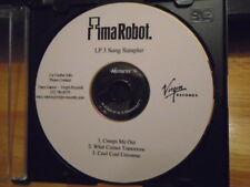 RARE PROMO IMA Robot CD sampler COOL UNIVERSE DEMO Alex Ebert Edward Sharpe Beck