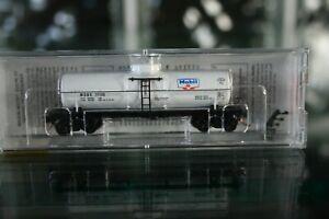 N Scale 65120 Micro Trains MTL Mobil Oil Company 39' Single Dome Tank Car