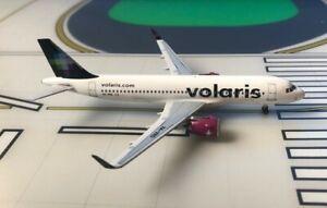 Volaris Airbus A320-271Neo XA-VRD current 1/400 scale diecast Aeroclassics