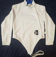 Fencing Jacket CE 350N Stretchy, Washable, Multiple sizes