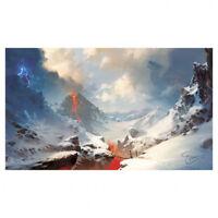 LGNPLM144 Legion Supplies Play Mat: Lands Mountains