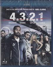 4.3.2.1 (2010) BLU-RAY - NUOVO E SIGILLATO