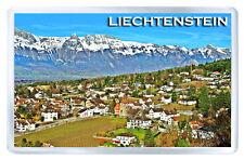 Liechtenstein Mod3 Fridge Magnet Souvenir Fridge Magnet