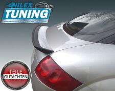 Heckspoiler Heckflügel Spoiler Erweiterung AUDI TT 8N V6 TTS TTRS RS + TÜV