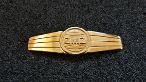 A26-19 Bundeswehr ZMZ Zivil-militärische Zusammenarbeit Gold Tätigkeitsabzeichen
