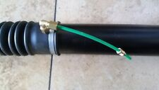 New Rolls Royce Silver Spur Corniche rear shock(one) up to 1990 W/ return line