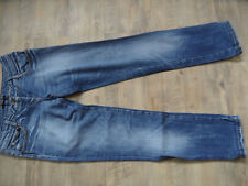 PATRIZIA PEPE coole used look Jeans Gr. it 44 dt. 38 TOP TOP KoS418