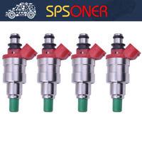 4PCS G609-13-250 A46-00 High Quality Fuel Injector For Mazda B2600 MPV 2.6L
