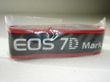 CANON EOS 7D MARK II CAMERA NECK STRAP ,  EW-EOS7DMKII   New condition