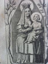 Madonna de Kazan Icône en argent 925//1000 Cadeau noces matrimonio