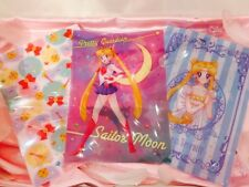 Sailor Moon Store Limited Original Goods Folders 3 Types Japan In Stock F/S