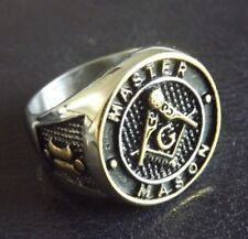 Masonic Round Costume Rings for sale | eBay