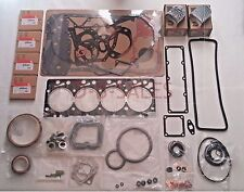 Dodge CUMMINS 4BT 12V 3.9 VE P7100 QUALITY RE-RING REBUILD KIT w/ ROD BEARINGS