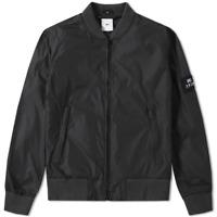 MKI Black Badge Bomber Jacket  (MIYUKI-ZOKU) Size M