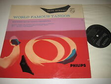 LP/MALANDO AND HIS TANGO ORCHESTRA/WORLD FAMOUS TANGOS/Philips HIFI 840300