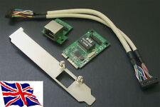 Mini PCI Express PCIe Gigabit Ethernet Network Adapter NIC Card