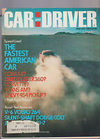 Car and Driver April 1976 Cobra Corvette Trans AM Chevy 454 Pickup