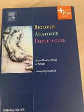 Fachbuch Anatomie Biologie  Physiologie