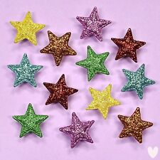 Dress it up boutons starlight starbright 8372-paillettes étoiles embellissements