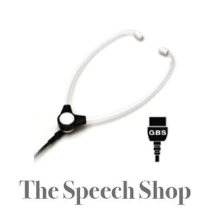 Grundig-556/514 Stethoscope Style Complete Headset ***Free UK Delivery***