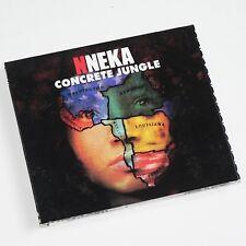 NNEKA - CONCRETE JUNGLE. CD Promo digipak & fold-out lyrics booklet. VGC Urban