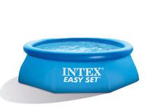 Piscina fuori terra con anello gonfiabile Intex per bambini 244x76 cm