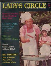 Lady's Circle Magazine September 1965 Soupy Sales Don McNeil Ida Rosenthal