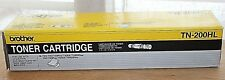 Genuine Brother TN-200HL Black Toner Cartridge New