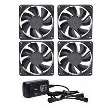 PROCOOL AV Cabinet Cooling Fan System - 4 speed controlled fans AV-480T