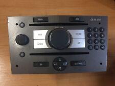 Opel Astra H Zafira B Autoradio Radio Navi CD70 CD 70 383555646 13262748