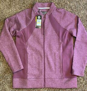 Under Armour Women's UA Golf Layer Jacket Berry 1346932 Size Medium
