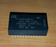 M48T86PC1 REAL TIME CLOCK