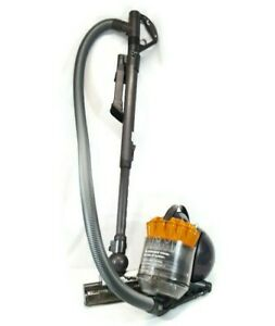 Dyson DC39 Bagless Canister Vacuum Orange No Gk5-us-FCA1152A WORKING