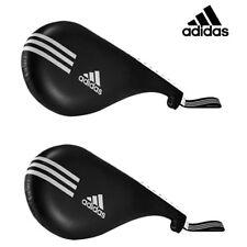 Adidas Original Striking Focus Pads Paddles Mitt Boxing Punching Fitness 2 Pcs